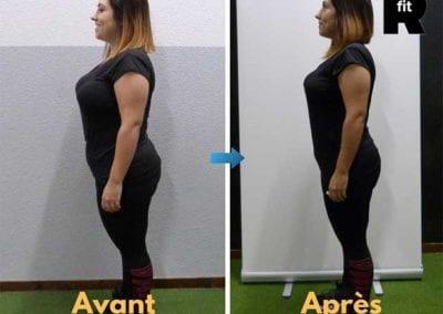 Challenge - 6 kg en 5 semaines